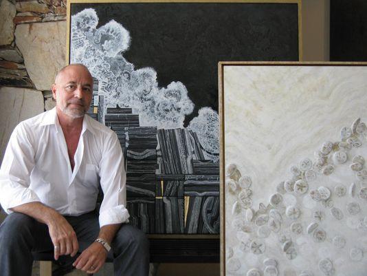 Artist Max Rodriguez