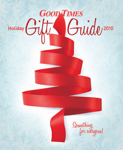 Gift Guide / Santa Cruz County