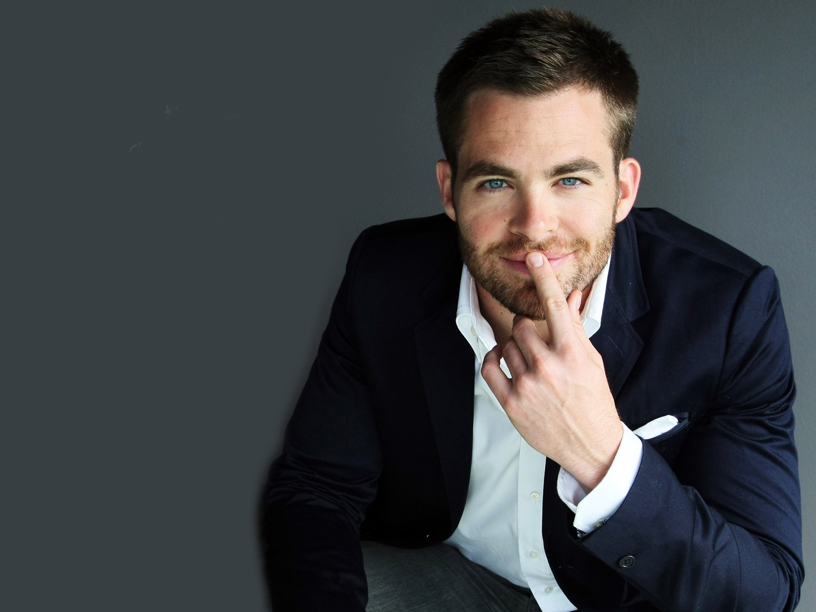The Chris Pine Interview