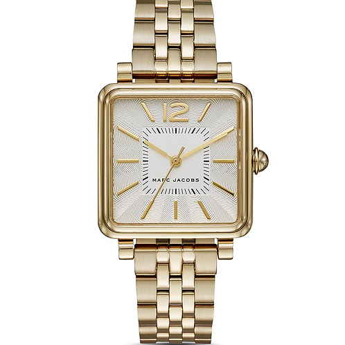 """Marc Jacobs """"Vic"""" Gold Ladies Watch"""
