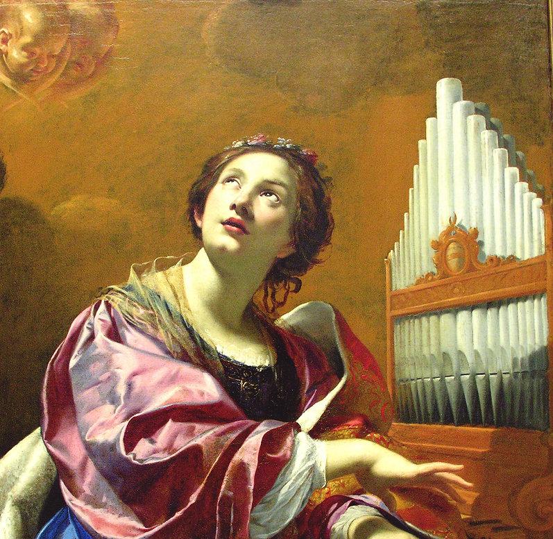 Vouet,_Simon_-_Saint_Cecilia_-_c._1626 (