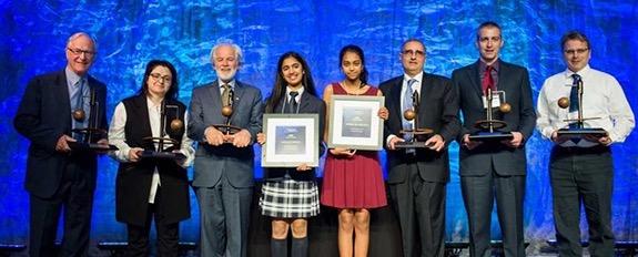 Discovery Awards Winners 2017