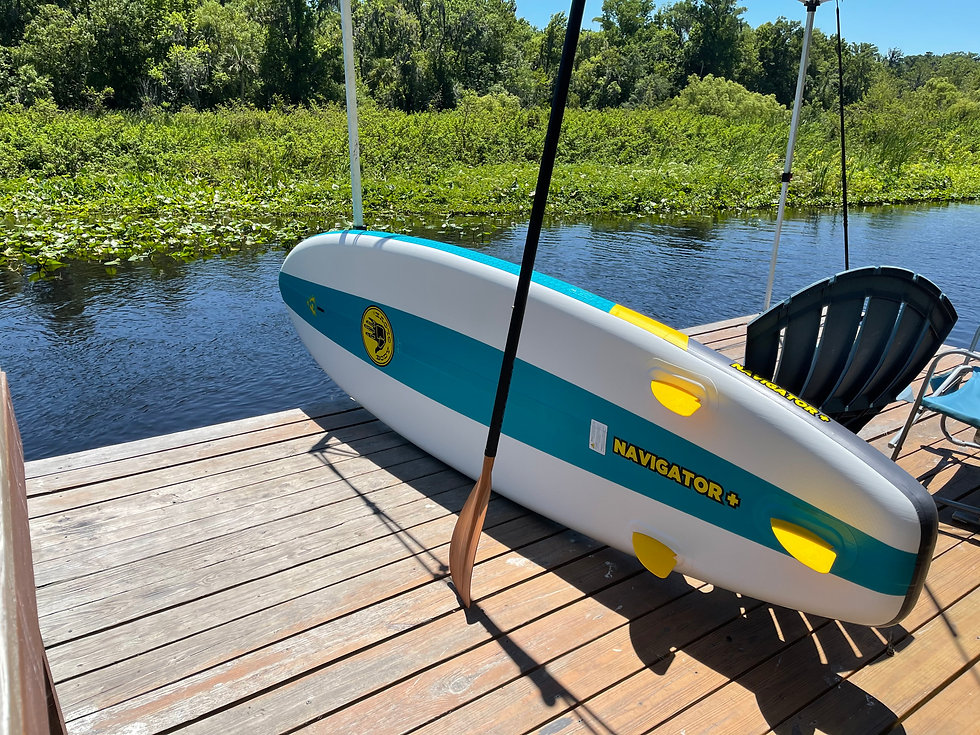 Paddle Board SUP Rental and Tours