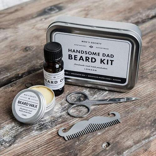 Handsome Dad Beard Kit