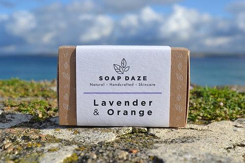 Soap Daze Lavender & Orange Soap