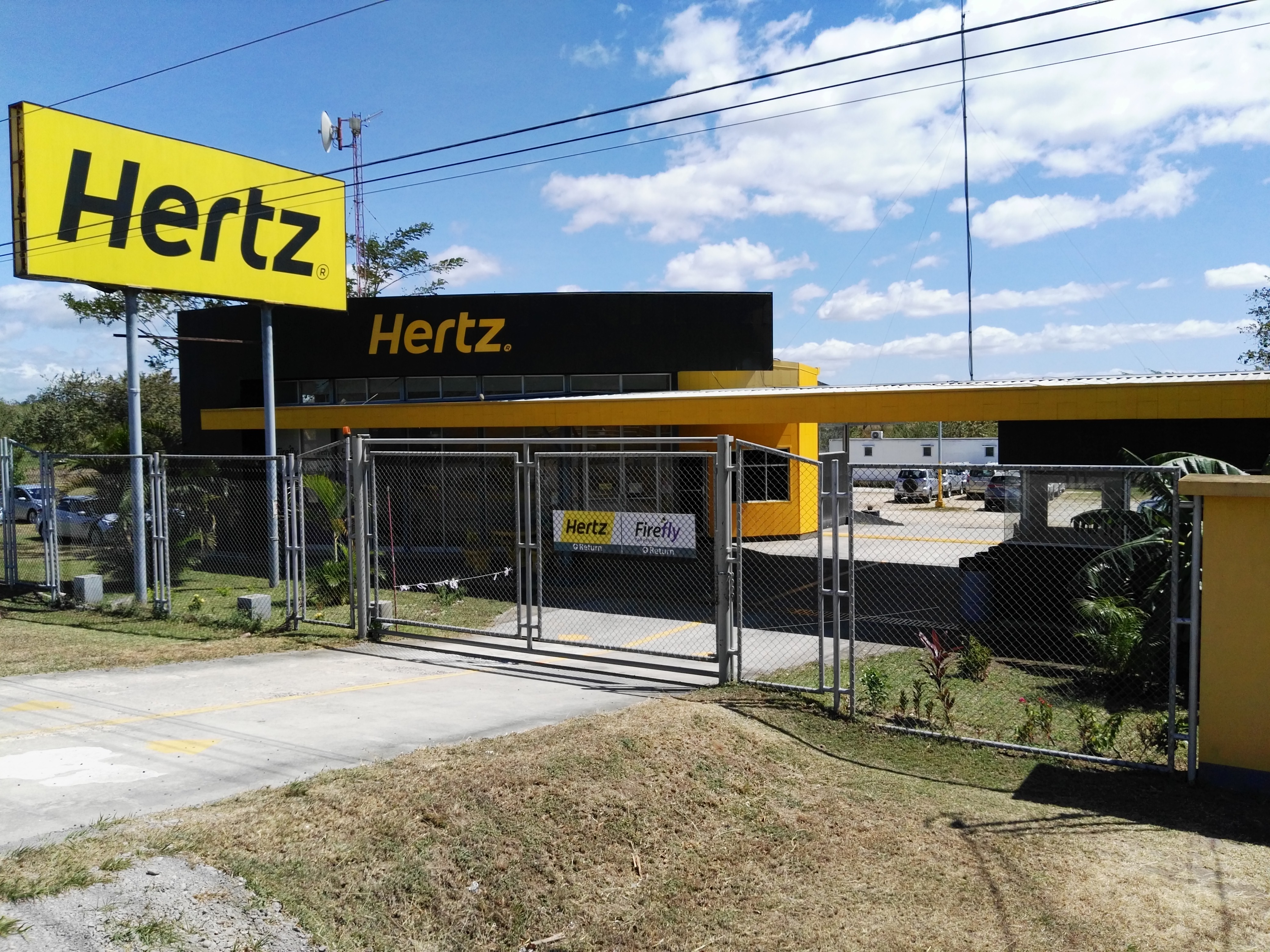 Hertz Liberia