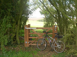 Local Cycle Routes