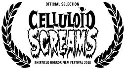 2018 Celluloid Screams laurels blk no BG