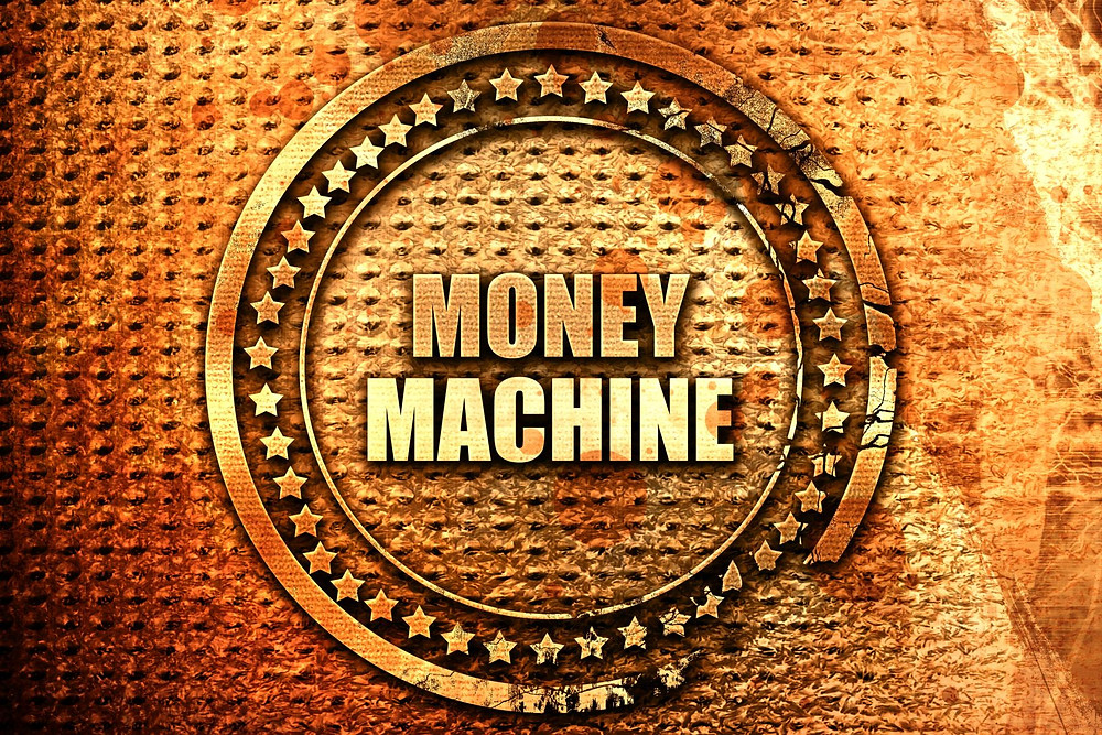 Money Machine And How To Make One