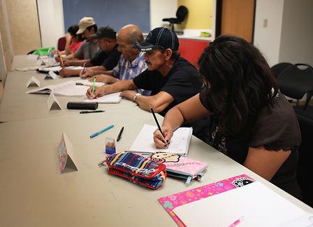 La Raza United Texas Multicultural Insti