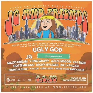JG and Friends Fest