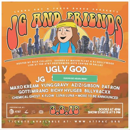JG and Friends Fest