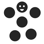 Jumping Cartoon Black Dots.jpg