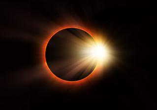 New Moon/Solar Eclipse in Aquarius