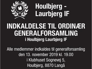 HLIF generalforsamling 2019
