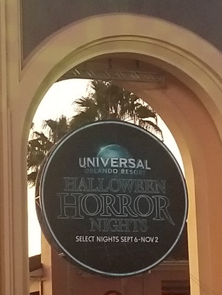 Halloween Horror Nights Experience