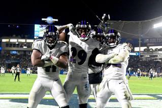 Deja Vu Ravens