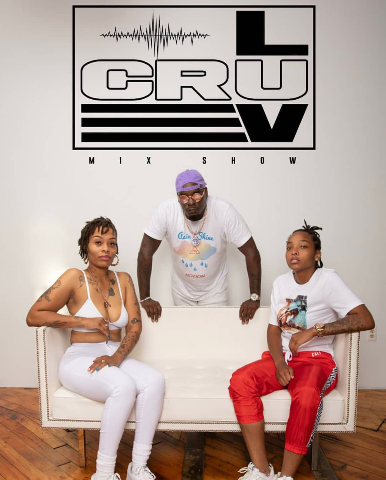 CRU LUV MIX SHOW