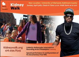 Freeway-Kidney Walk