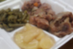 Ox Tails Plate