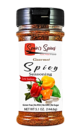 Spain's Spices Spicy