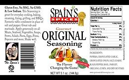 Gluten Free Dry Rub, Gluten Free, Sugar Free, Low Sodium Dry Rub, Seasoning