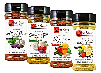 Spain's Spices 4 Pack