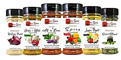 Spain's Spices 6 Pack