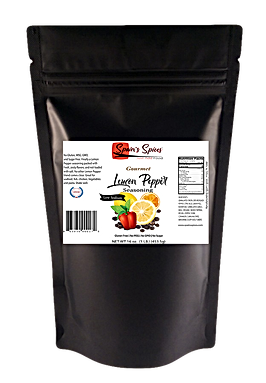 Spain's Spices Lemon Pepper Pouch