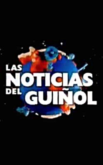 Cartel Las Noticias del Guiñol