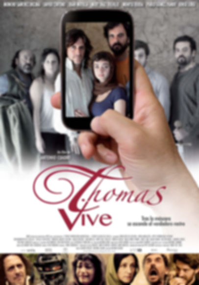 Cartel Thomas Vive