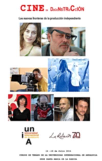 Cartel UNIA 2014