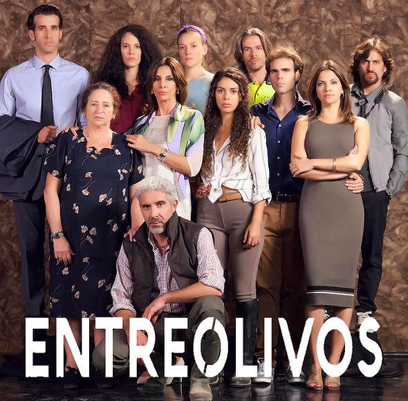Cartel EntreOlivos