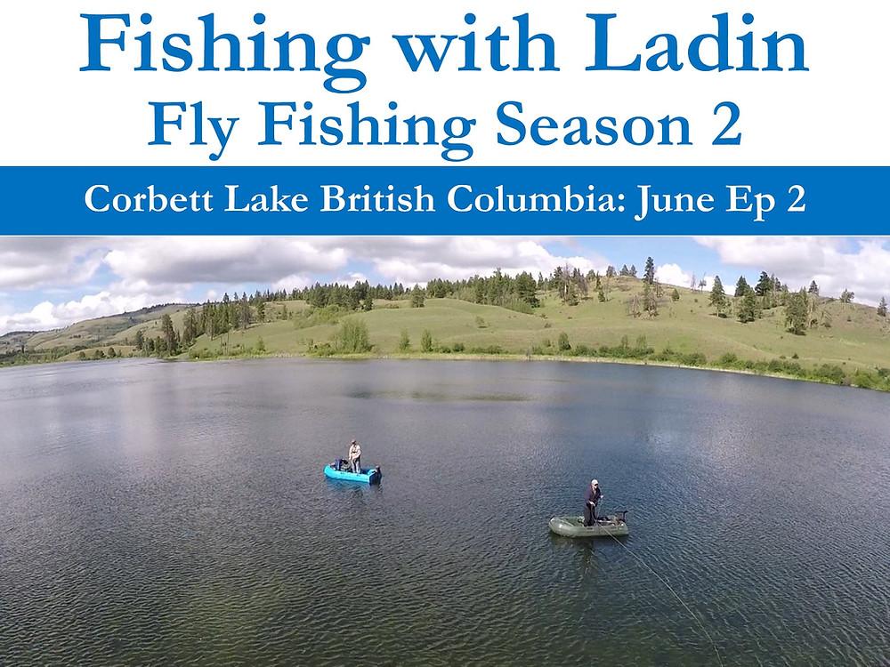Full Episode on Amazon Prime Fly Fishing British Columbia