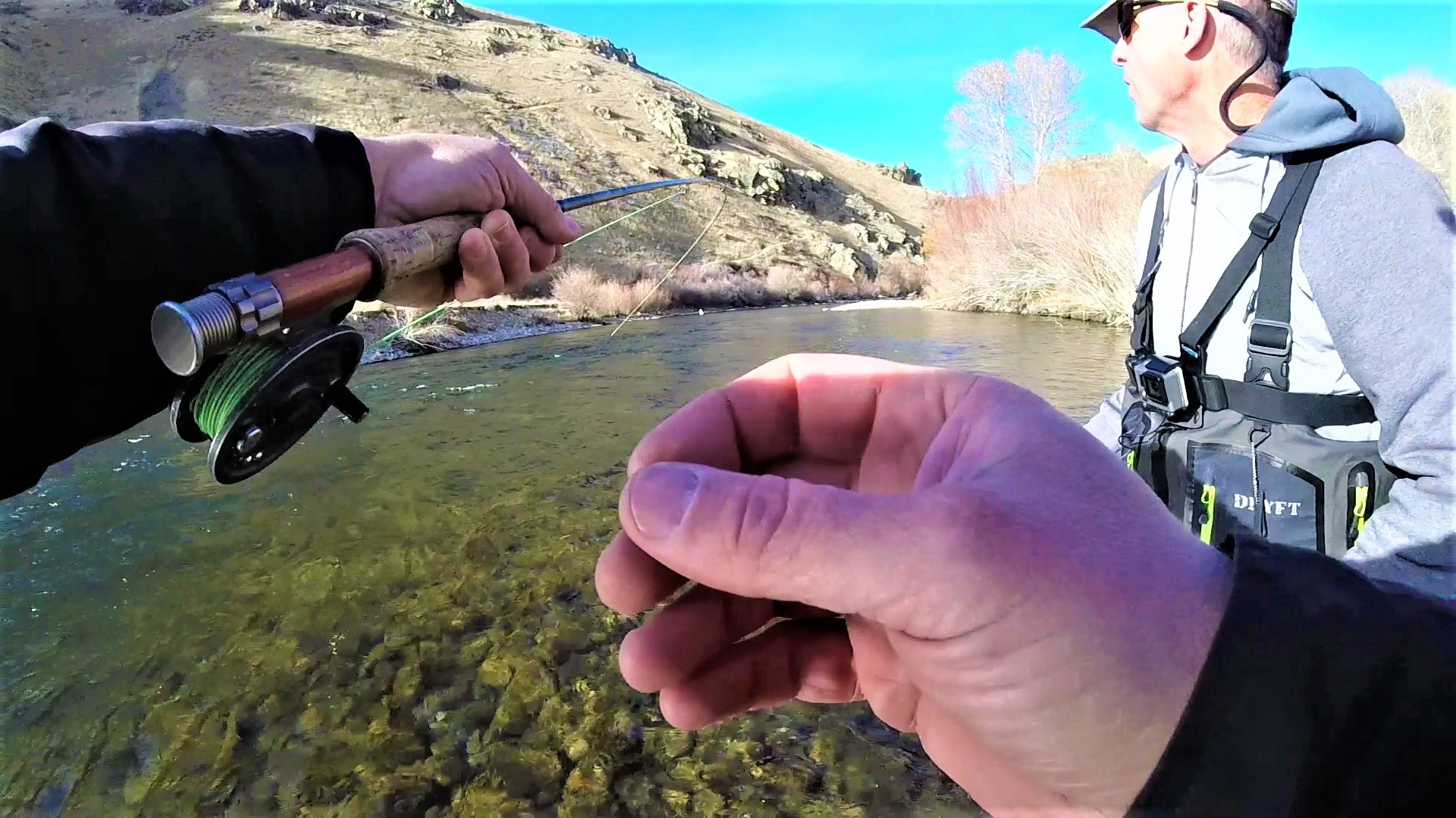Fly Fishing Idaho South Fork Boise River