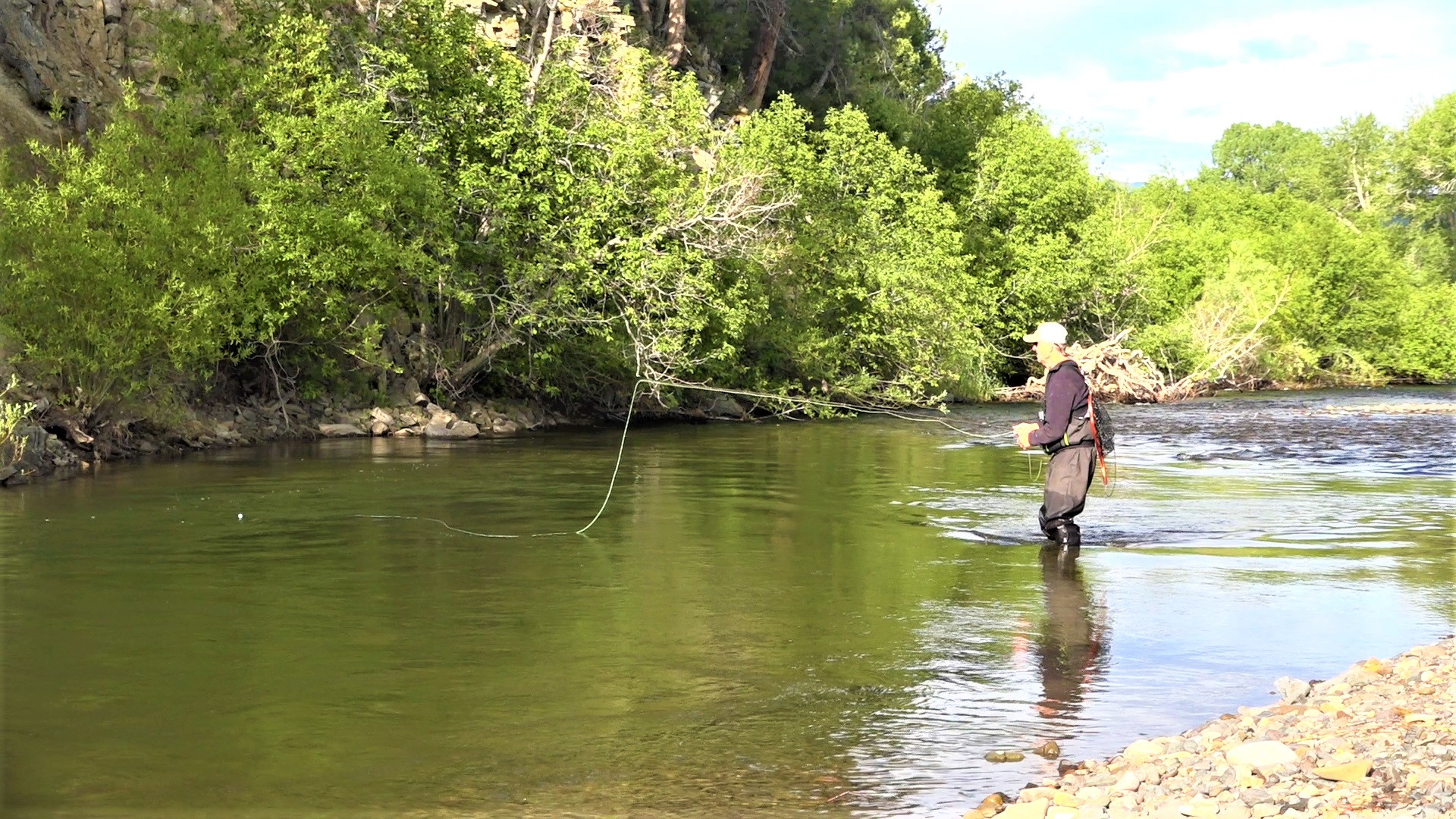 Fly Fishing Montana Little Blackfoot Riv