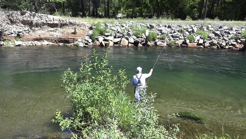 Fly Fishing Idaho