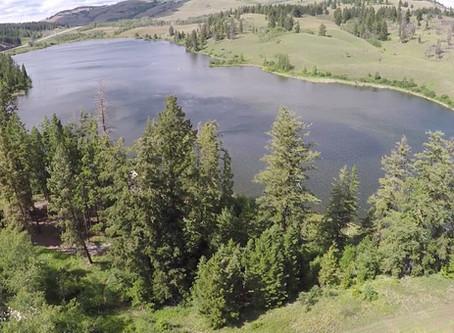 Corbett Lake, British Columbia
