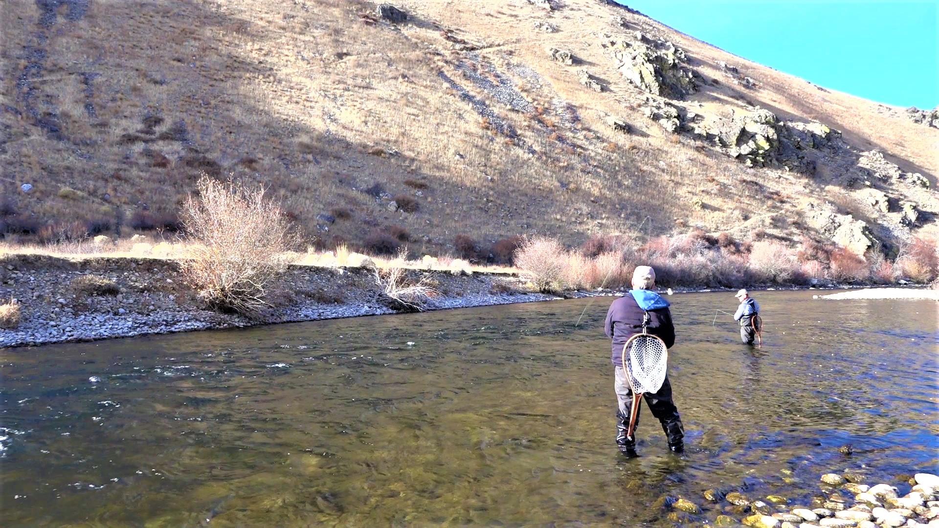 Fly Fishing Idaho South Fork Boise River
