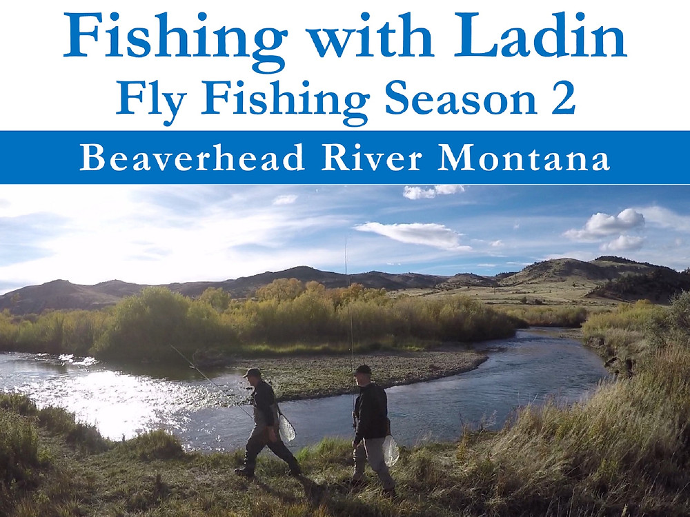The fly fishing TV Show we filmed on the Beaverhead River in October is published in Season 2 on Amazon Video