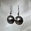 Thumbnail: 1949 Australian Threepence Earrings