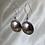 Thumbnail: 1952 Australian Threepence Earrings