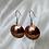 Thumbnail: 2000 Gibraltar Penny Earrings