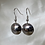Thumbnail: 1943 Australian Threepence Earrings