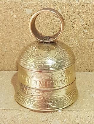 UK Trade Dollar Guardian Bell