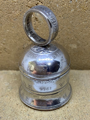 1964 Canadian Dollar Guardian Bell