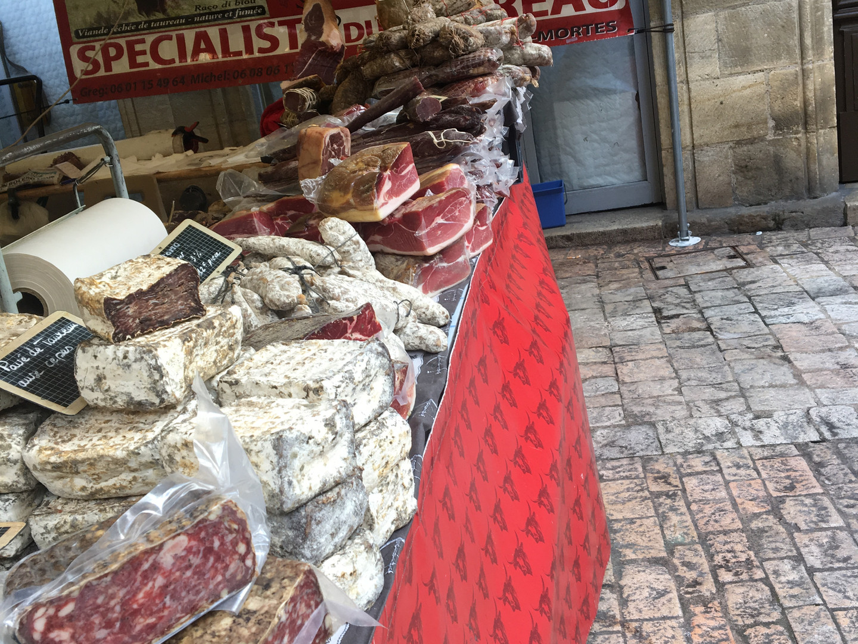 Brantome Market