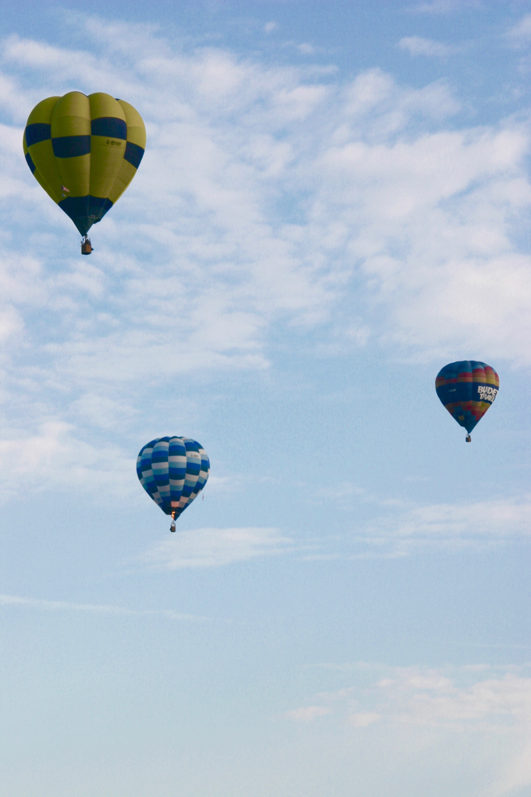 Ballooning over the Dordogne 2009