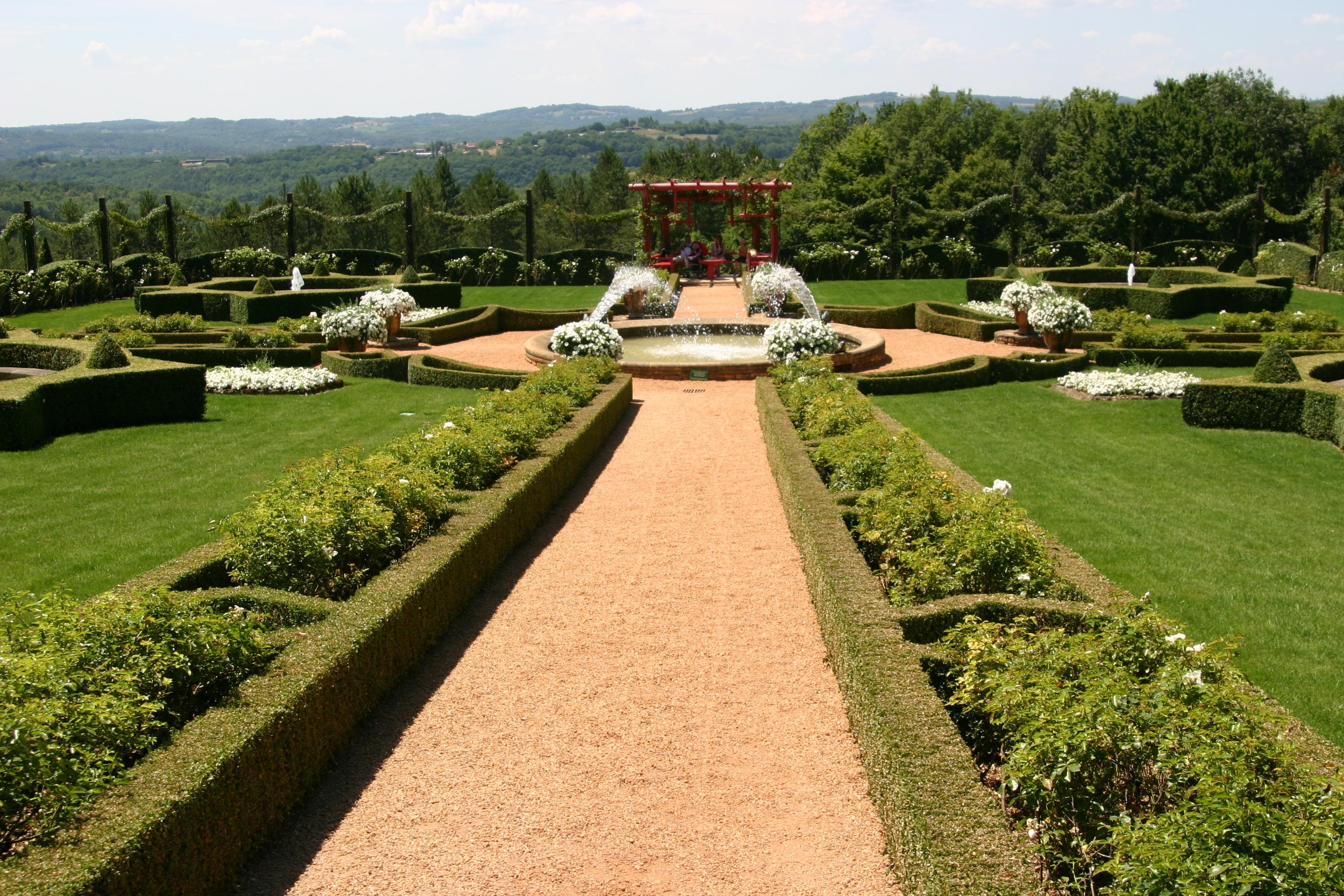 d'Eyrignac Gardens