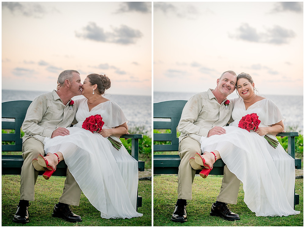 Pedro St. James Grand Cayman Wedding: Yolita and Gary